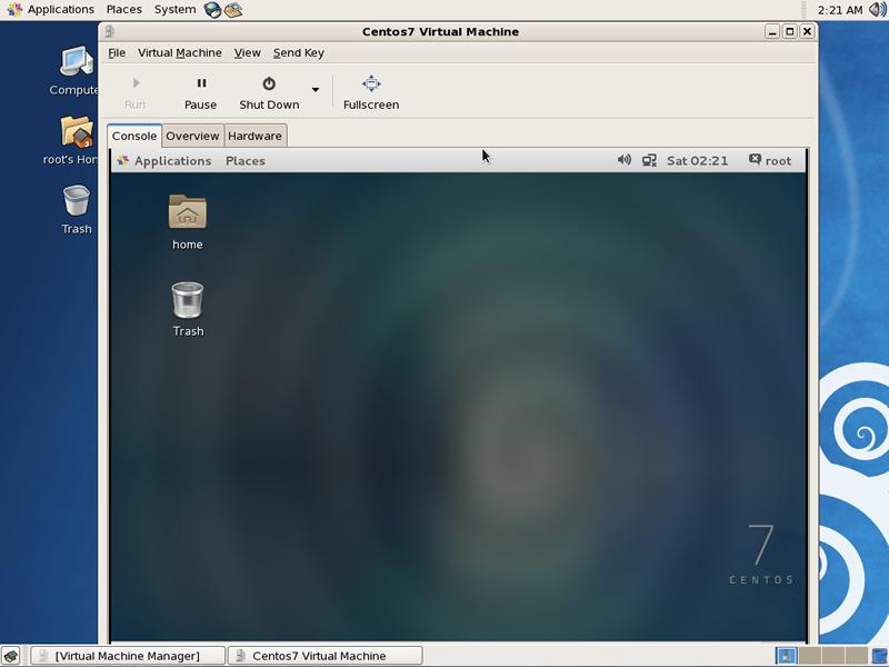 CentOS 5 - KVM - Create Virtual Machines#3 : Server World