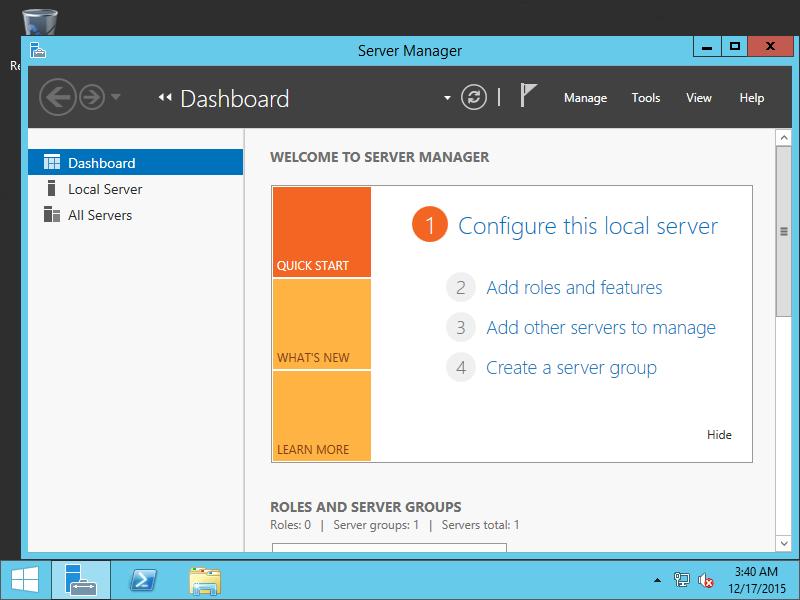 Access nfs share on windows server 2012 or windows server 2012 r2