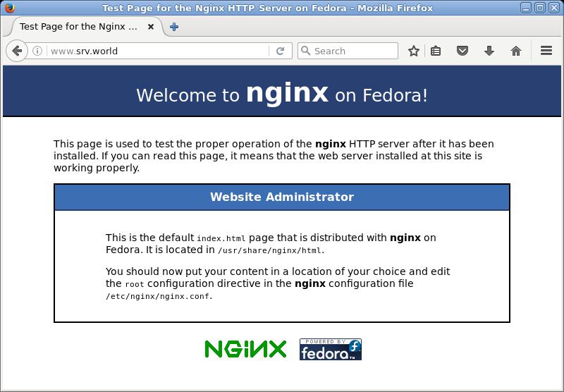 install nginx on redhat 7.1