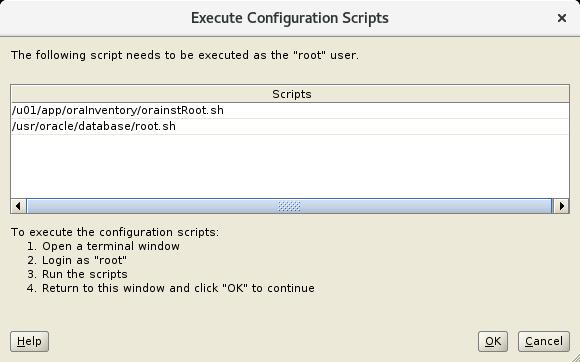 CentOS 7 : Oracle Database 18c : Install : Server World