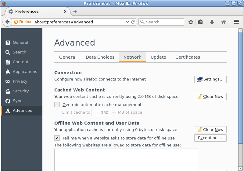 CentOS 7 : Configure Proxy Client : Server World