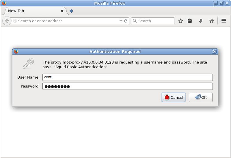 CentOS 7 : Use Basic Authentication : Server World