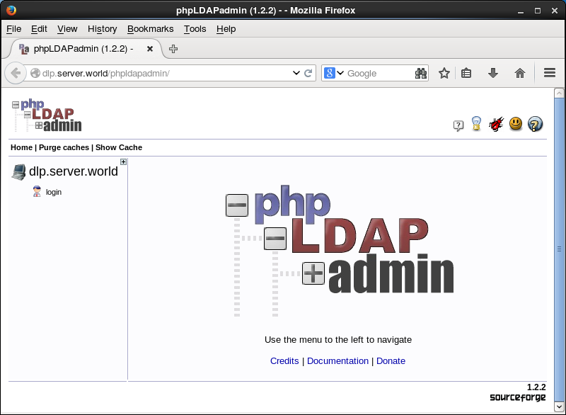 phpldapadmin windows