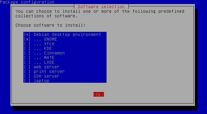 Debian 8 Jessie : Desktop Environment : Server World