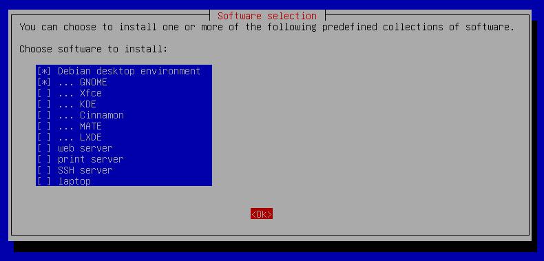Debian 9 Stretch : GNOME Desktop Environment : Server World