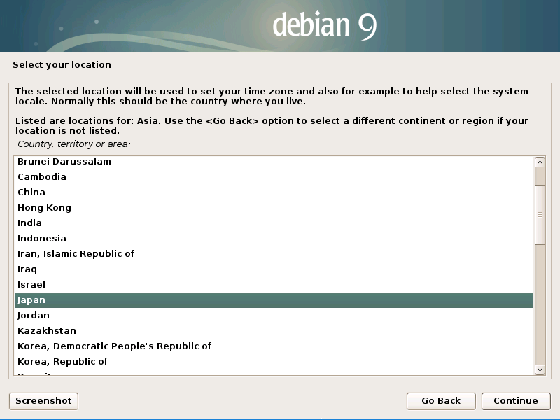 Debian 9 Stretch : Install : Server World