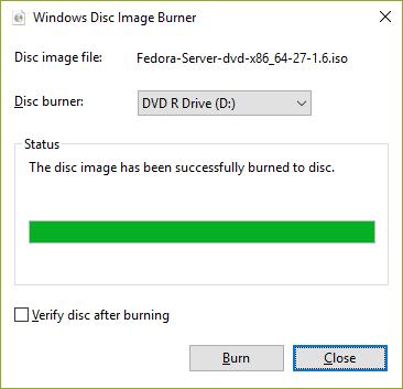 Fedora 29 : Download : Server World
