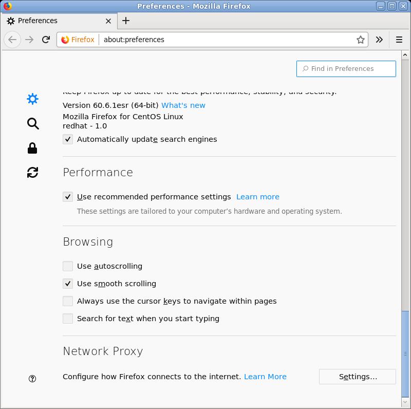 Fedora 30 : Squid : Proxy Clients' Setting : Server World