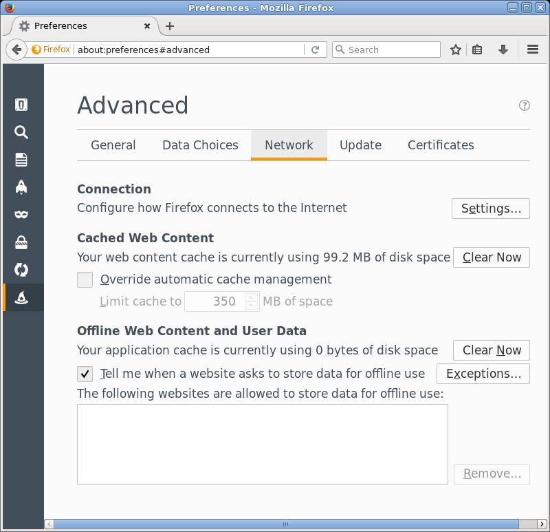 SUSE Linux Enterprise 15 : Proxy Clients' Setting : Server World