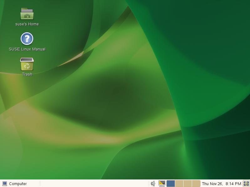 SUSE Linux Enterprise 11 SP4 : Install : Server World