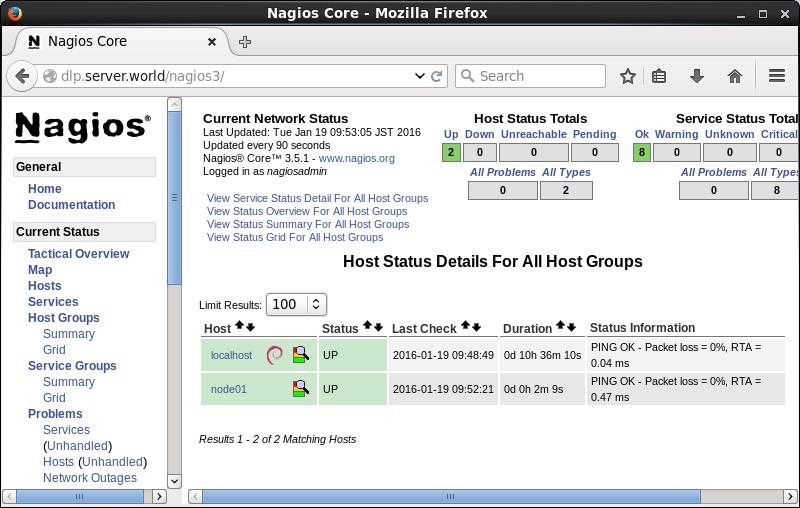 Vamos criar um arquivo de configuraç0e3o para um host rodando apache