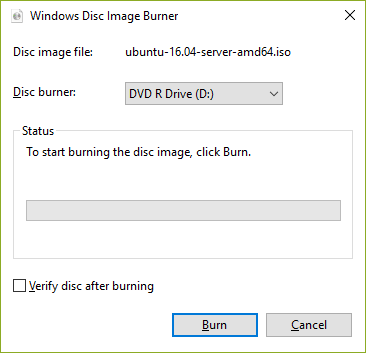 Ubuntu 16 04 LTS : Download : Server World