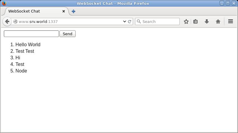 Ubuntu 16 04 LTS : Install Node js : Server World