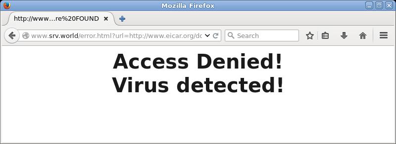 Ubuntu 17 04 : Proxy Server : Squid + SquidClamav : Server World