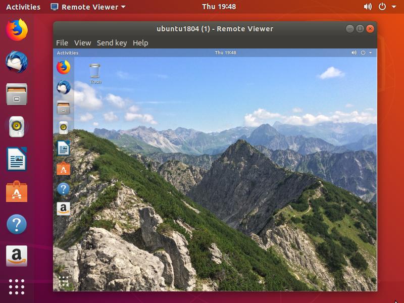 Ubuntu 18 04 LTS : KVM : SPICE Client : Server World