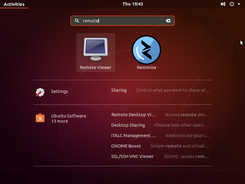 Ubuntu 18 04 LTS : KVM : SPICE Client : Server World