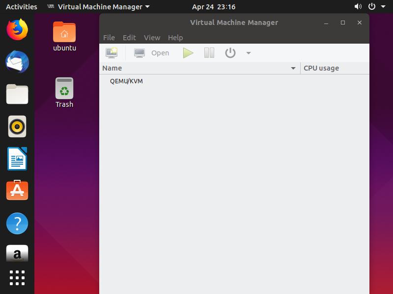 Ubuntu Server Gui