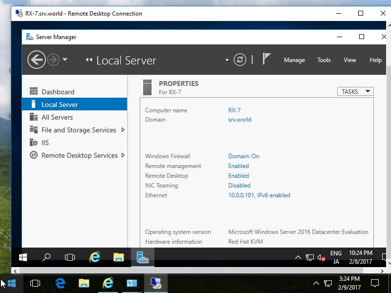 Windows Server 2016 Connect To Remoteapp Server World